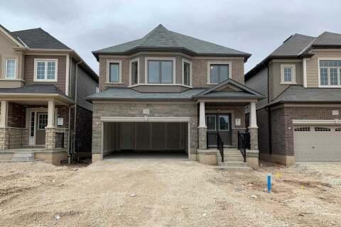 House for rent at 169 Bilanski Farm Rd Brantford Ontario - MLS: X4768549