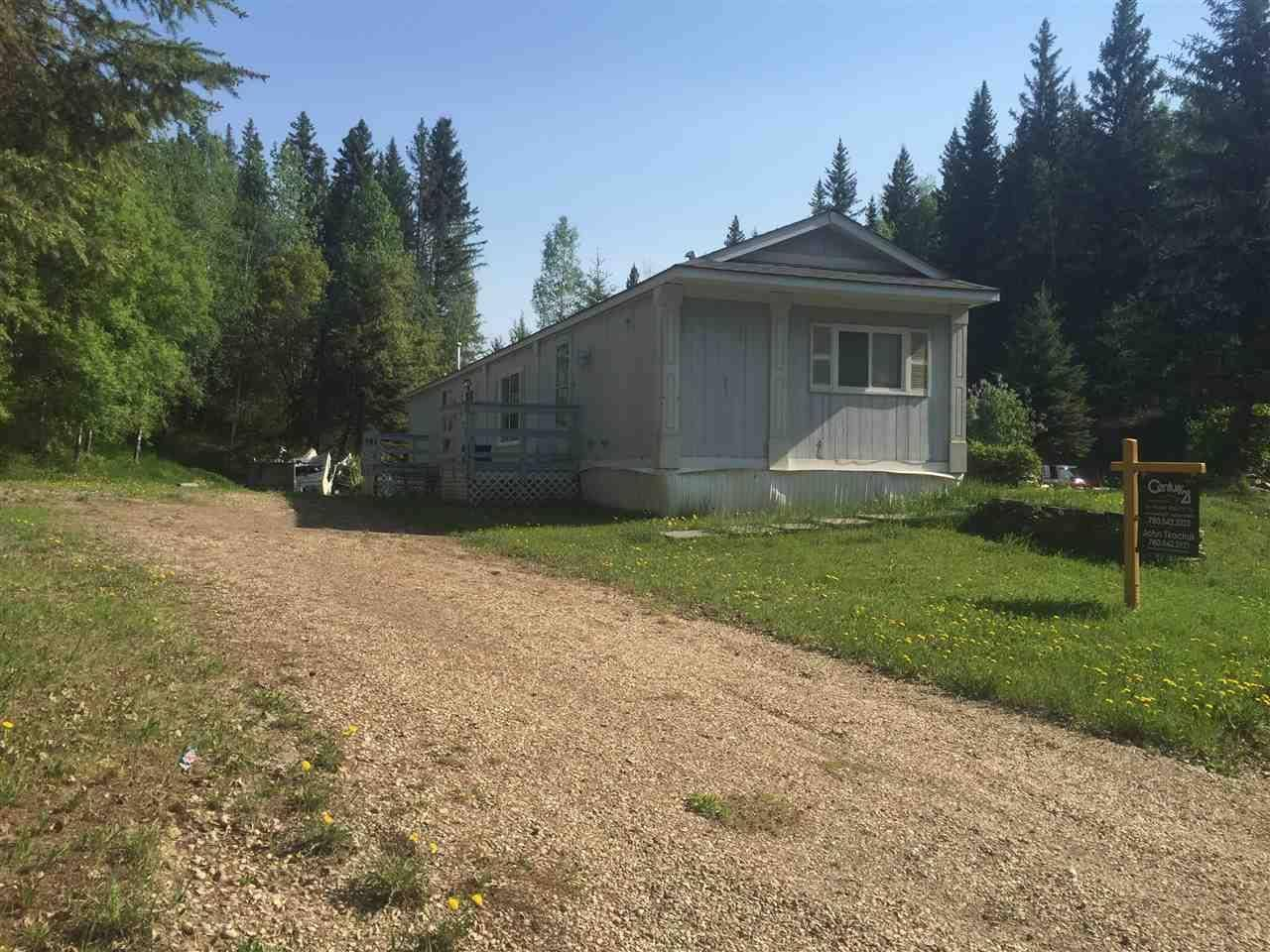 Home for sale at 169 Birchwood Country  Rural Brazeau County Alberta - MLS: E4138039