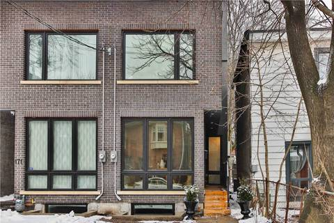 Townhouse for sale at 169 Booth Ave Toronto Ontario - MLS: E4691157