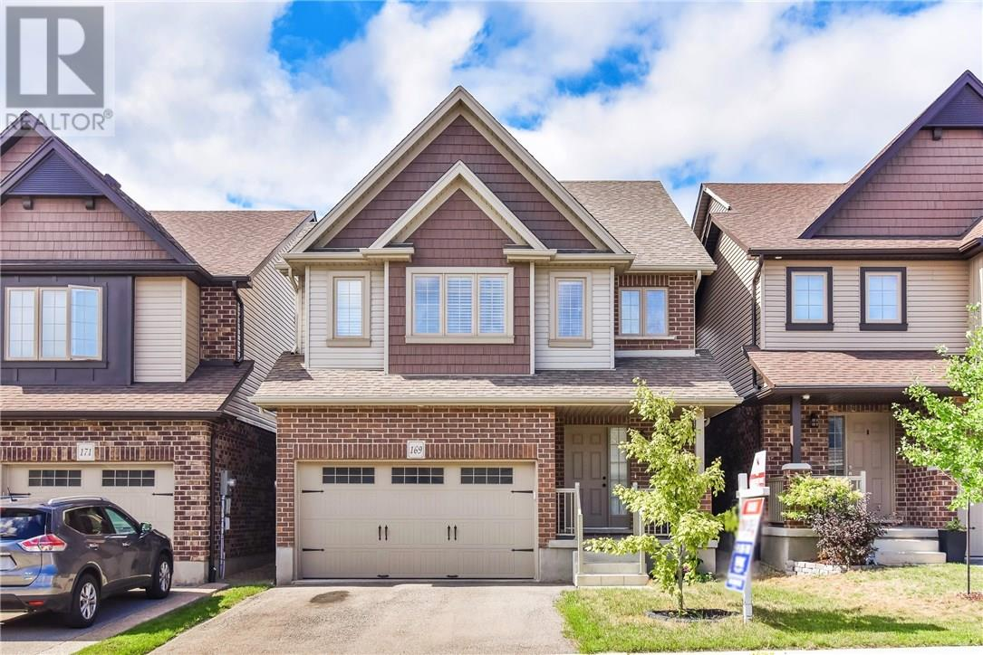Sold: 169 Couling Crescent, Guelph, ON
