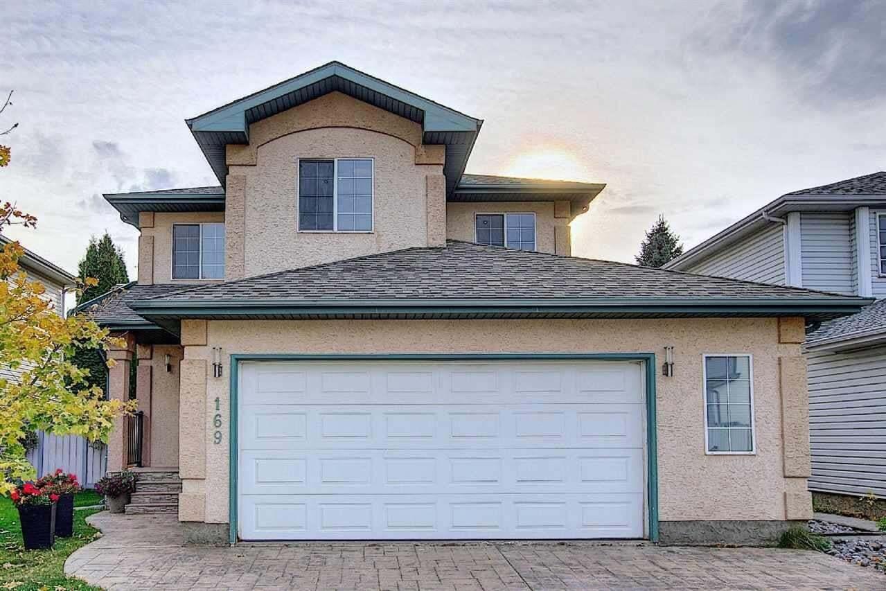 House for sale at 169 Dechene Rd NW Edmonton Alberta - MLS: E4217672