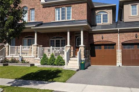 Townhouse for sale at 169 Hammersly Blvd Markham Ontario - MLS: N4519359