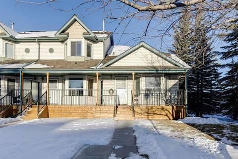 Townhouse for sale at 169 Hidden Valley Villa(s) Northwest Calgary Alberta - MLS: C4279537