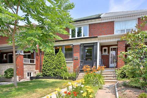 Townhouse for sale at 169 Linsmore Cres Toronto Ontario - MLS: E4514055