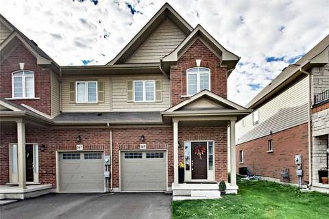 Townhouse for sale at 169 Lormont Blvd Hamilton Ontario - MLS: X4387164