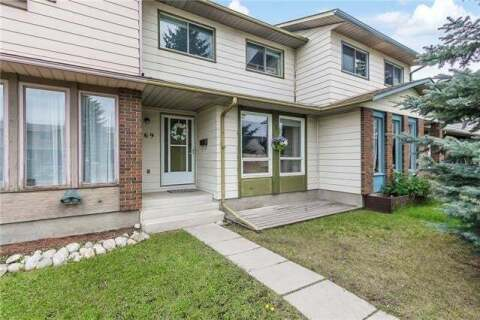 Townhouse for sale at 169 Midbend Pl Southeast Calgary Alberta - MLS: C4299570