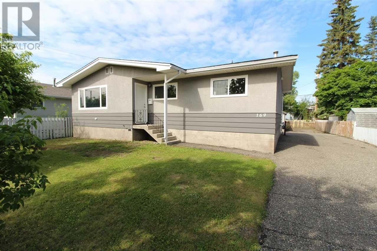 House for sale at 169 Ogilvie St Prince George British Columbia - MLS: R2467008