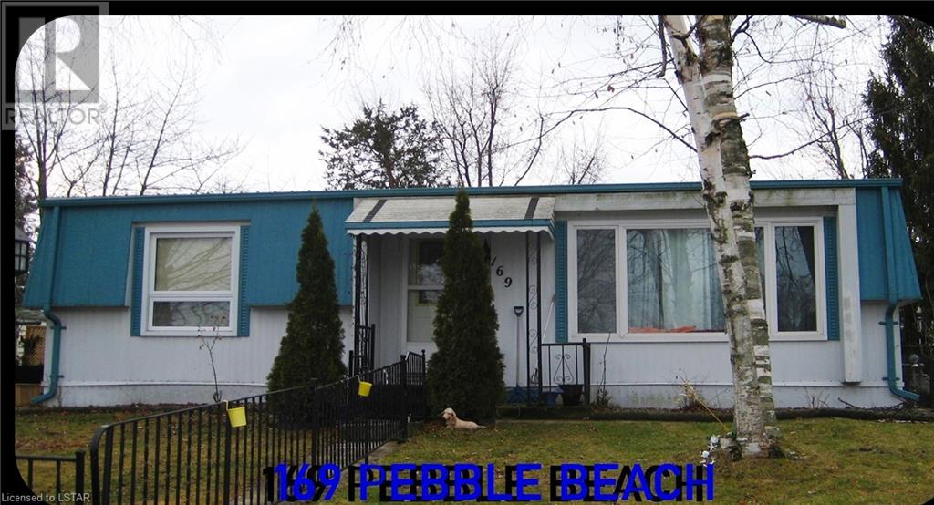 Removed: 169 Pebble Beach Parkway, Grand Bend, ON - Removed on 2020-03-05 04:45:30