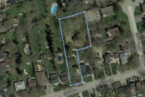 Residential property for sale at 169 Richmond St Richmond Hill Ontario - MLS: N4950583