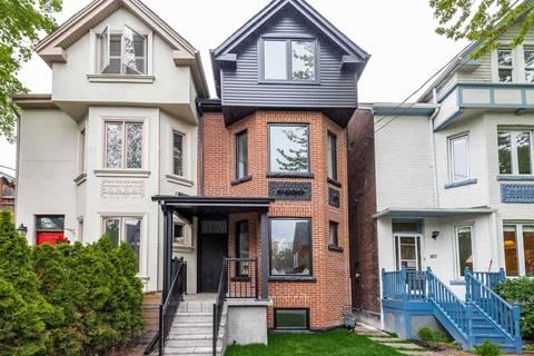 Townhouse for sale at 169 Robert St Toronto Ontario - MLS: C4465703