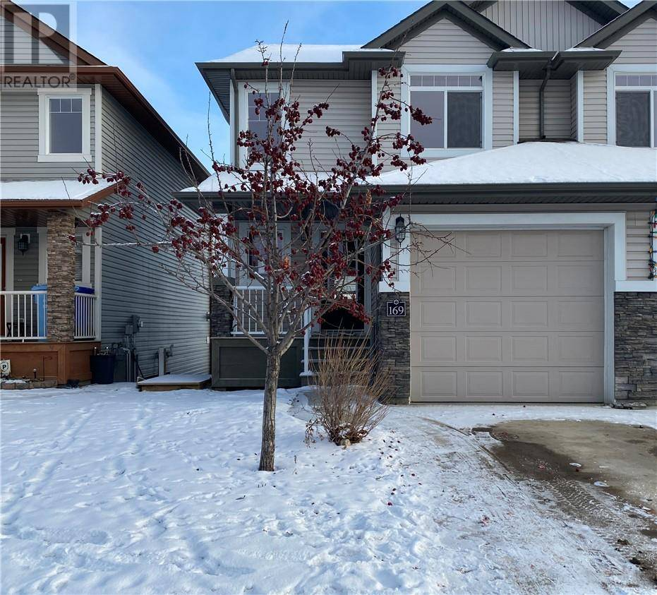 Townhouse for sale at 169 Sandstone Ln Fort Mcmurray Alberta - MLS: fm0191392