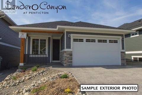 House for sale at 169 Sendero Cres Penticton British Columbia - MLS: 179148
