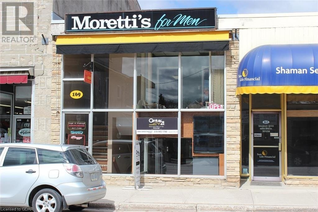 Commercial property for lease at 169 St Andrew St West Fergus Ontario - MLS: 30811098