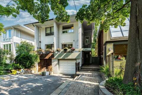 Townhouse for sale at 169 St Clements Ave Toronto Ontario - MLS: C4818838