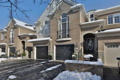 Townhouse for sale at 169 Tawny Cres Oakville Ontario - MLS: W4635310