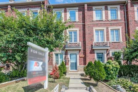 Townhouse for sale at 169 Torbarrie Rd Toronto Ontario - MLS: W4581102