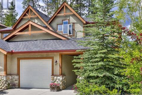 Townhouse for sale at 169 Wapiti Cs Canmore Alberta - MLS: 50061