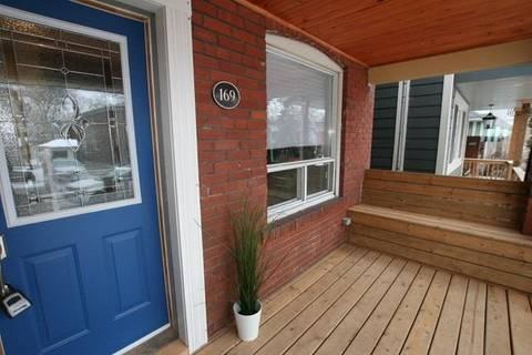 Townhouse for rent at 169 Wheeler Ave Toronto Ontario - MLS: E4469298