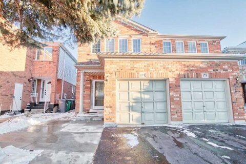 Townhouse for sale at 169 Willow Park Dr Brampton Ontario - MLS: W5056257