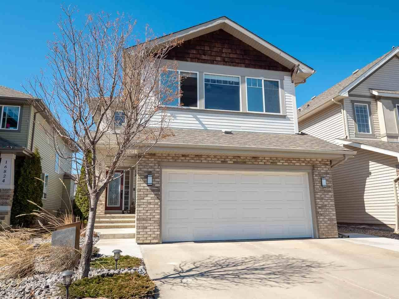 House for sale at 16904 57 St Nw Edmonton Alberta - MLS: E4194692