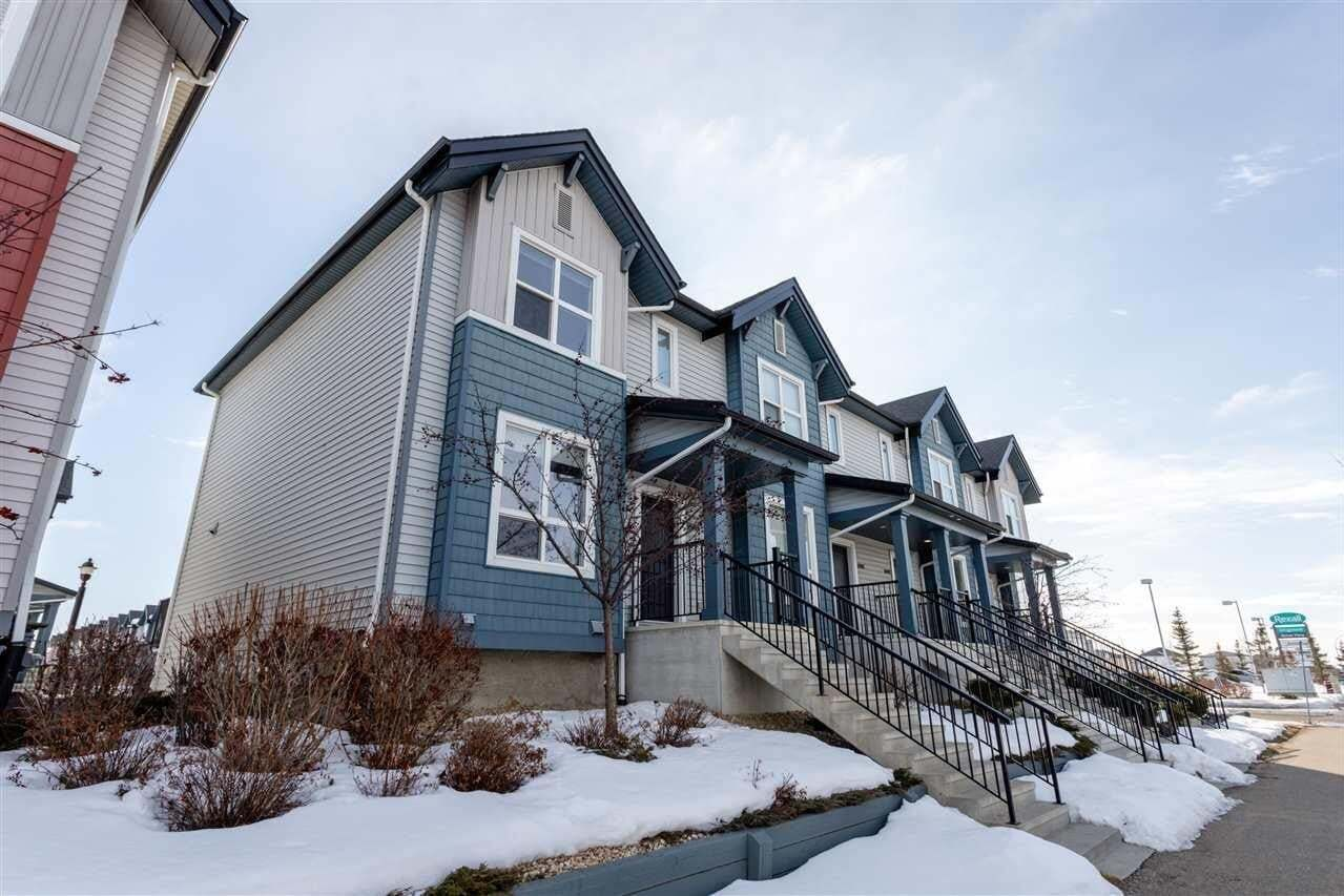 Townhouse for sale at 16909 82 St NW Edmonton Alberta - MLS: E4190611