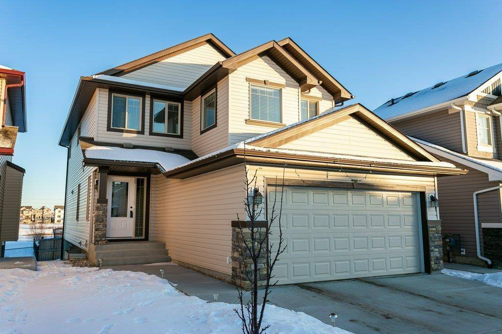 House for sale at 1691 33b St Nw Edmonton Alberta - MLS: E4183411