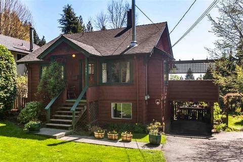 House for sale at 1691 Peters Rd North Vancouver British Columbia - MLS: R2363868