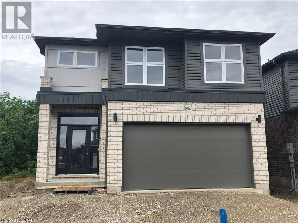 House for sale at 1692 Applerock Ave London Ontario - MLS: 242478