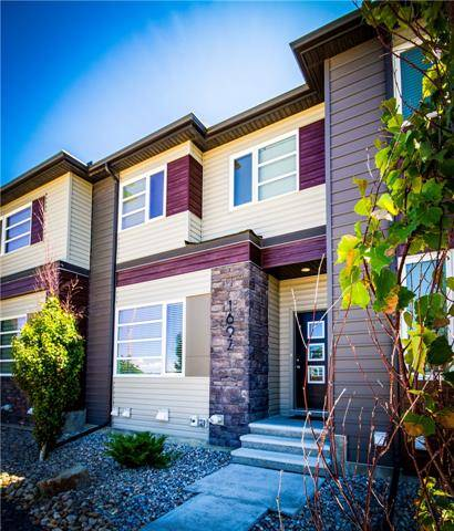 Townhouse for sale at 1692 Cornerstone Blvd Northeast Calgary Alberta - MLS: C4270351