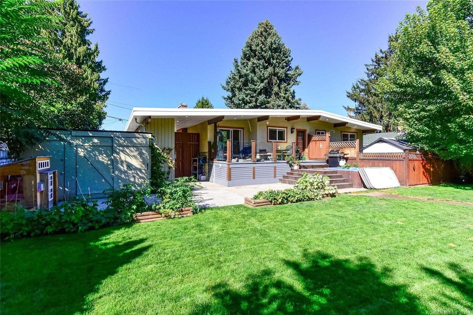 House for sale at 1695 Richmond St Kelowna British Columbia - MLS: 10215089