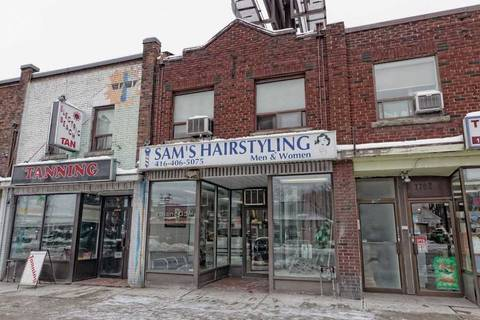Commercial property for lease at 1696 Danforth Ave Toronto Ontario - MLS: E4658036
