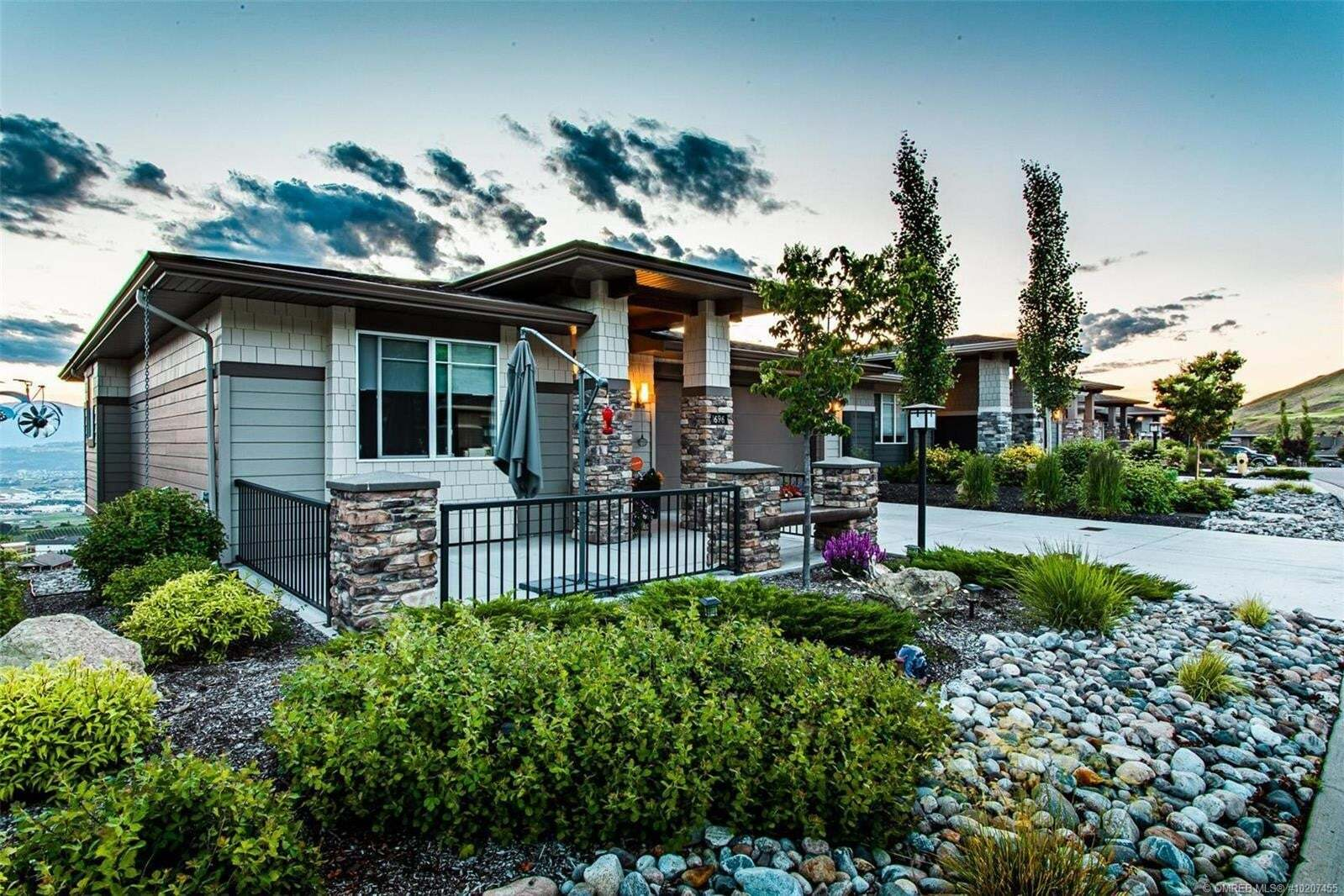 House for sale at 1696 Tower Ranch Dr Kelowna British Columbia - MLS: 10207455