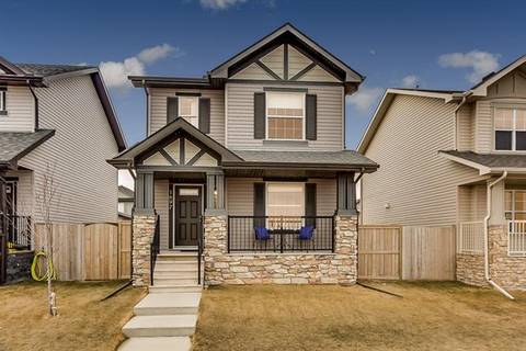 House for sale at 1697 Baywater Rd Southwest Airdrie Alberta - MLS: C4238539