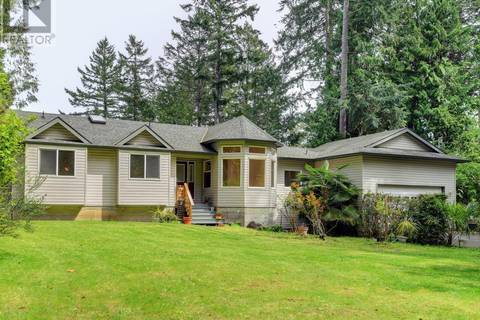 House for sale at 1697 Lands End Rd North Saanich British Columbia - MLS: 411861