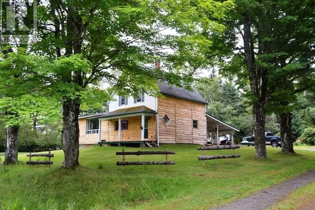 House for sale at 1698 Barss Corner Rd Scarsdale Nova Scotia - MLS: 202012830
