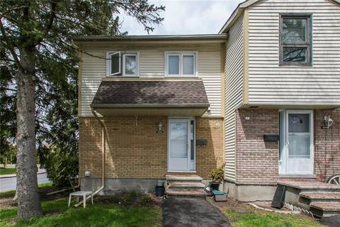 Townhouse for sale at 1699 Lamoureux Dr Ottawa Ontario - MLS: 1150466
