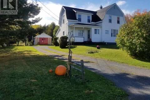 House for sale at 1699 Victoria St Westville Nova Scotia - MLS: 201821784
