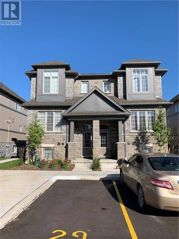 Townhouse for rent at 115 South Creek Dr Unit 16a Kitchener Ontario - MLS: 30777185