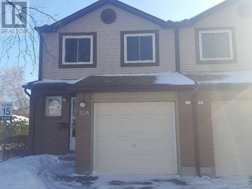 Townhouse for rent at 16 Offenbach Ln Nepean Ontario - MLS: 1175653