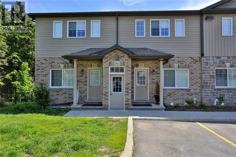 Townhouse for sale at 1180 Countrystone Dr Unit 16b Kitchener Ontario - MLS: 30741100