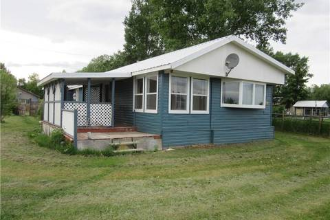 House for sale at 16 2 Ave S Hill Spring Alberta - MLS: LD0165779