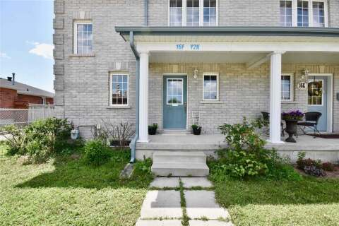 Townhouse for sale at 16 Marsellus Dr Barrie Ontario - MLS: S4832429