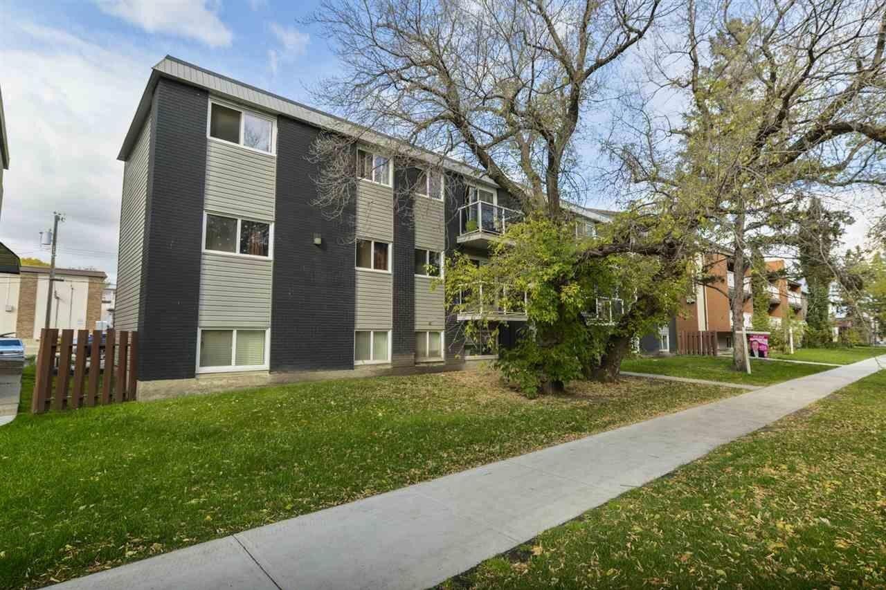 Condo for sale at 10620 122 St NW Unit 17 Edmonton Alberta - MLS: E4220587