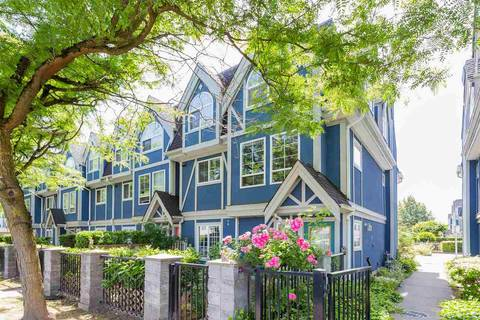 Townhouse for sale at 11571 Thorpe Rd Unit 17 Richmond British Columbia - MLS: R2414787