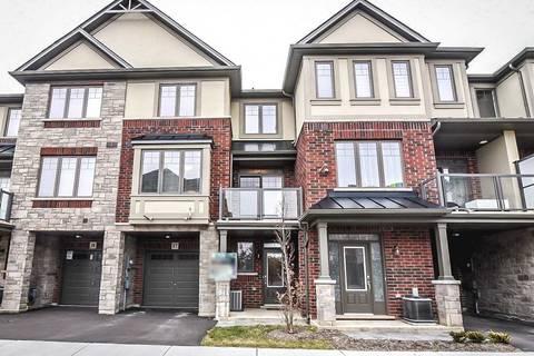 Townhouse for sale at 1169 Garner Rd Unit 17 Hamilton Ontario - MLS: X4420138