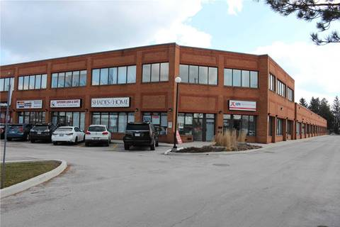 Commercial property for lease at 1200 Speers Rd Apartment 17 Oakville Ontario - MLS: W4710680