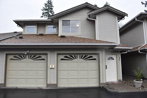 Townhouse for sale at 12071 232b St Unit 17 Maple Ridge British Columbia - MLS: R2422039