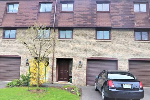 Townhouse for sale at 1250 Limeridge Rd E Unit 17 Hamilton Ontario - MLS: H4052530