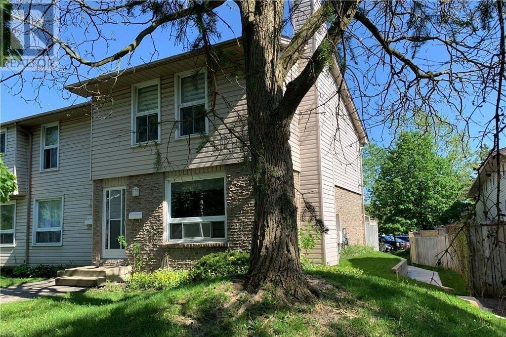 Townhouse for sale at 135 Andover Dr Unit 17 London Ontario - MLS: 261823