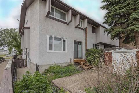 Townhouse for sale at 14205 82 St Nw Unit 17 Edmonton Alberta - MLS: E4165239